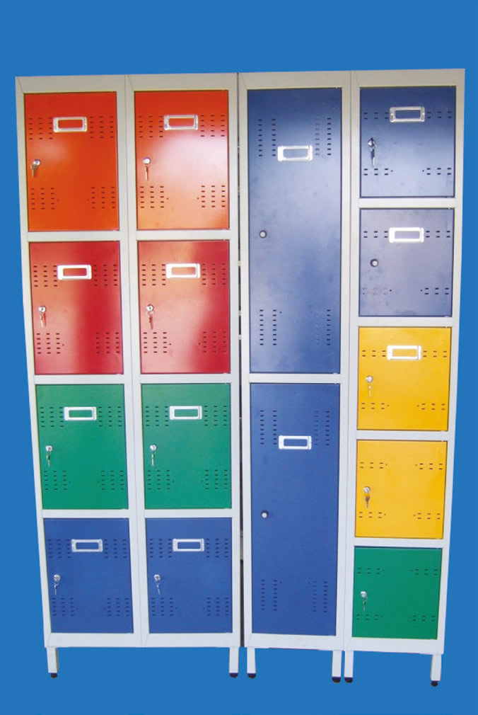 Metal Lockers and Metal Cabinets made in Cyprus