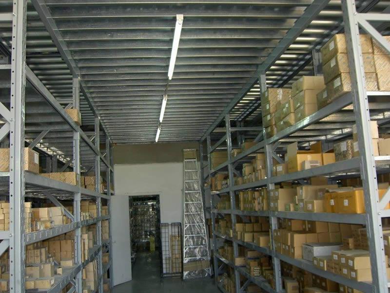 Medium load - 600kg per level, Cyprus