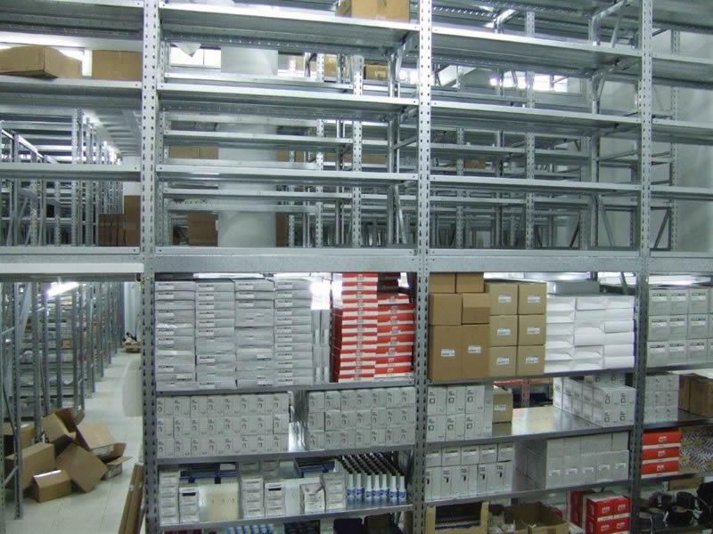 Multiple levels picking shelves, Cyprus