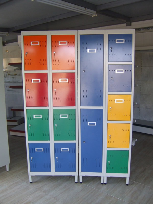 Lockers 2-4-5 doors, Cyprus