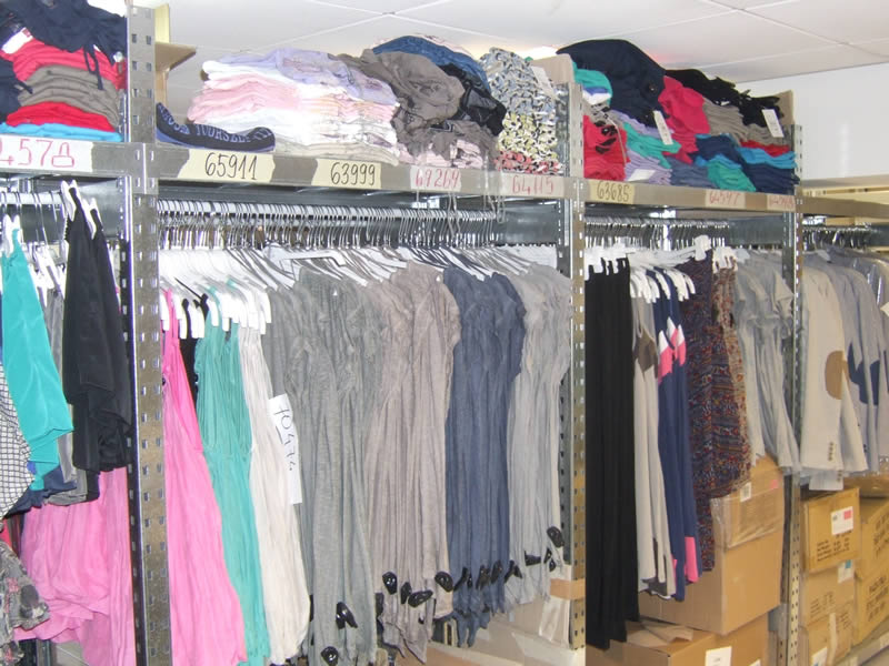 Clip-on with hangers, Cyprus