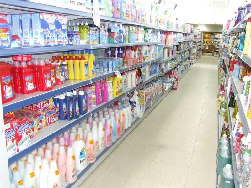 Supermarket, Cyprus